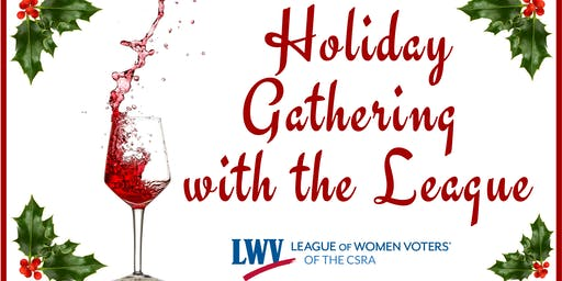 Holiday Gathering with the League