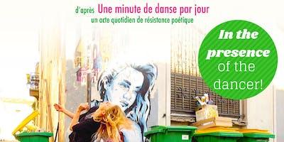 Movie night + Q&A with dancer; 'Une Joie Secrète'