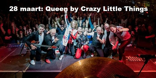 Queen tribute by Crazy Little Things