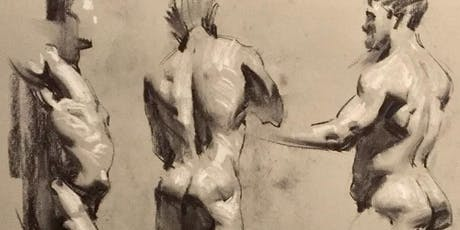Tuesday Life Drawing at Parliament on King tickets