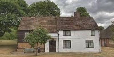 Taster ghost hunt at Rectory Cottages, Bletchley.