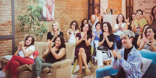 Evento Yo Emprendedora Madrid - Diciembre
