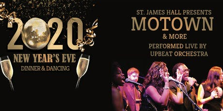 Ring in the New Year with Motown & More tickets