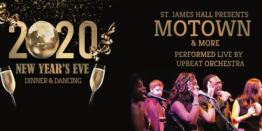 Ring in the New Year with Motown & More