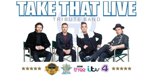 Take That Live - Tribute Band