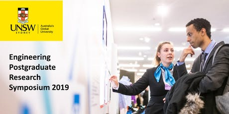 UNSW Engineering Postgraduate Research Symposium 2019 tickets
