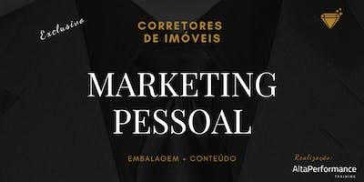 Marketing Pessoal Exclusivo para Corretores de Imóveis