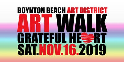 November Art Walk: Grateful Heart