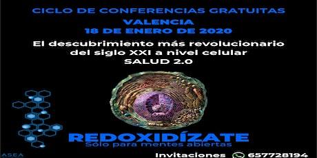 18 Enero  2020 Conf. , EL DESCUBRIMIENTO MÁS REVOLUCIONARIO DEL SIGLO XXI entradas