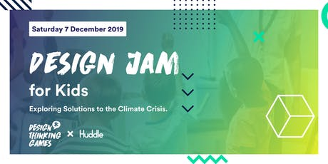 Design Jam for Kids: Climate Crisis tickets