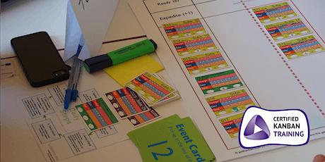 Kanban Systems Design [KMP1] tickets