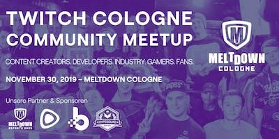 Twitch Community Meetup @ Meltdown