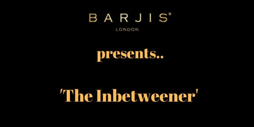 The Inbetweener - a fund raising fashion exhibition to mark the 20th Anniversary of 2019 fashion brand of the year, BARJIS