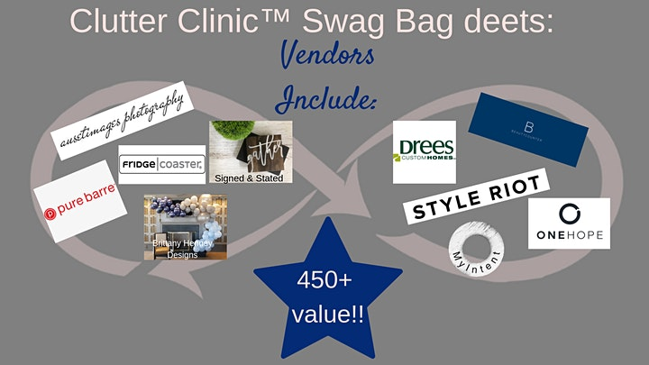 You are Invited to my Clutter Clinic! image