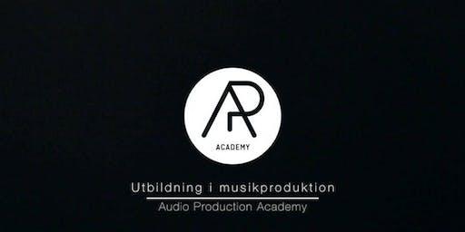 Öppet Hus - Workshop i musikproduktion & DJ