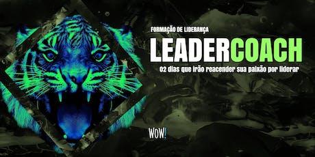 [Juiz de Fora] Leader Coach | O Coaching como ferramenta de liderança. ingressos