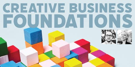Creative Business Foundations Workshop tickets