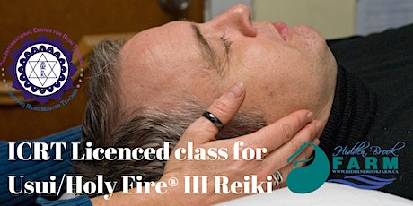 Usui/Holy Fire® III Reiki®Master class tickets