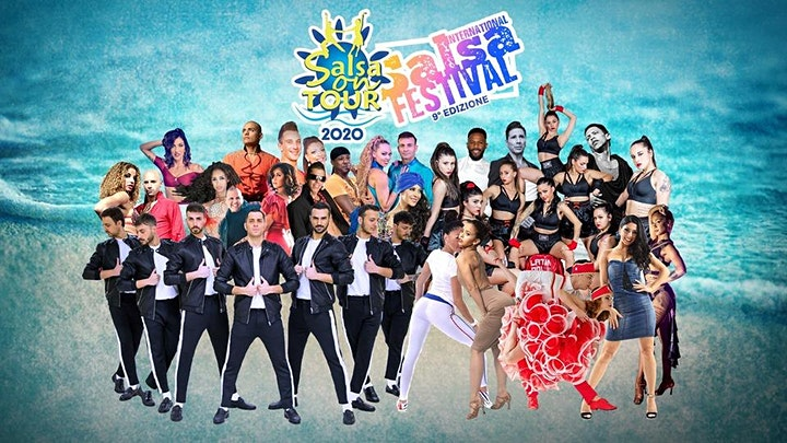 Immagine Salsa on Tour- International Salsa Festival-Salsa Congress-Salsa Holidays