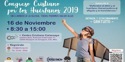Congreso Cristiano por los Huérfanos 2019