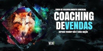 [Vitória] Coaching de Vendas - Vender não é uma opção.