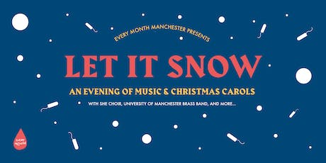 Let it Snow: Every Month's Winter Carol Concert tickets