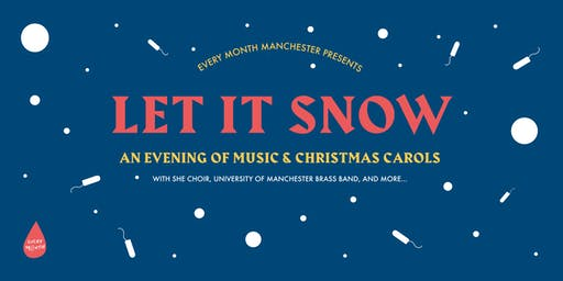 Let it Snow: Every Month's Winter Carol Concert