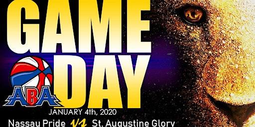 Nassau Pride vs St. Augustine Glory