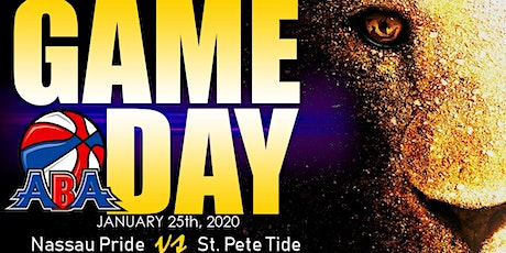Nassau Pride vs St. Pete Tide tickets