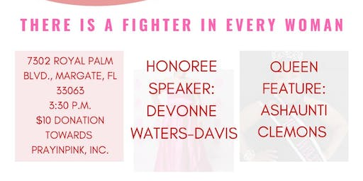 50 Shades of Pink... a warrior's story
