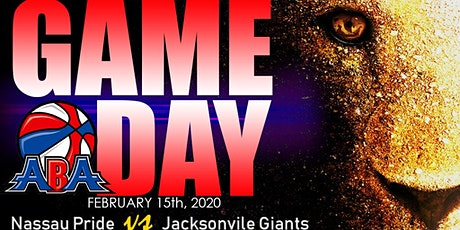 Nassau Pride vs Jacksonville Giants tickets