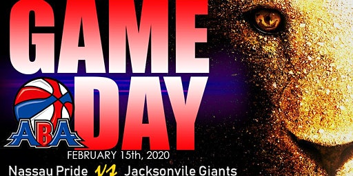 Nassau Pride vs Jacksonville Giants