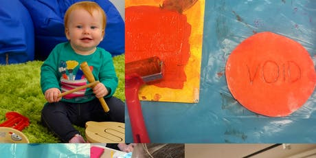 Void Tots - Early Years Programme - Session 2 tickets
