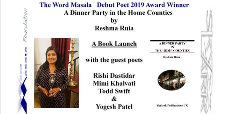A Book Launch: A Dinner Party in the Home Counties by Reshma Ruia tickets