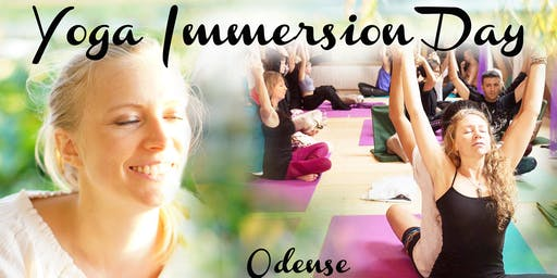 Yoga Immersion Day -  en hel dag med yogainspiration!