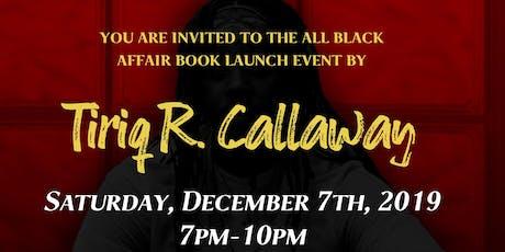 All Black Affair Book Launch Event tickets