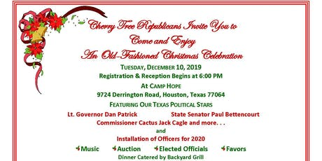 CHERRY TREE REPUBLICANS PRESENT AN OLD FASHIONED CHRISTMAS  tickets