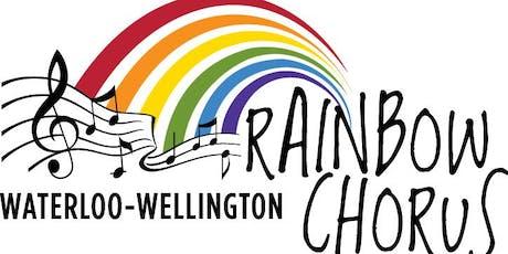 I Choose Love, Rainbow Chorus Guelph Concert tickets