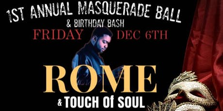 ROME PERFORMING LIVE IN LUBBOCK tickets