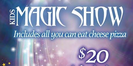 Kid's Magic Show tickets