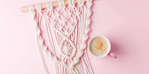 Make your own Macrame Wall Art