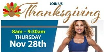 Thanksgiving Calorie Blast