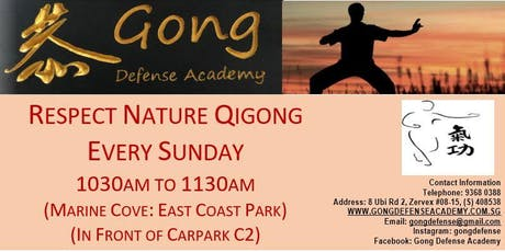 Respect Nature Qigong tickets
