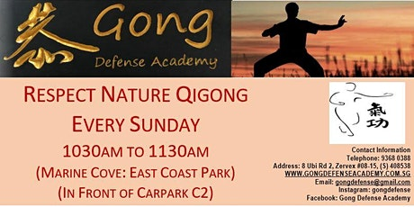 Respect Nature Qigong tickets