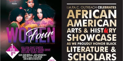 AFRICAN AMERICAN ARTS & HISTORY SHOWCASE