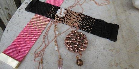 Cours de  bijoux tickets
