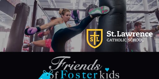St. Lawrence Fights For Foster Kids