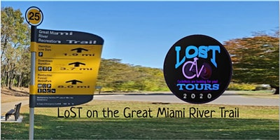 LoST on the Great Miami River Recreational Trail - Franklin to Dayton, OH