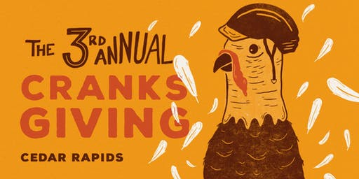 Cranksgiving Cedar Rapids 2019