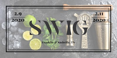 SWIG - Mobile Bar Conference Franklin, TN Feb 9-11, 2020